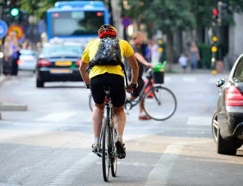 Claiming For A Cycling Accident