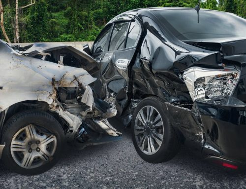 FJ and WT Road Traffic Accident